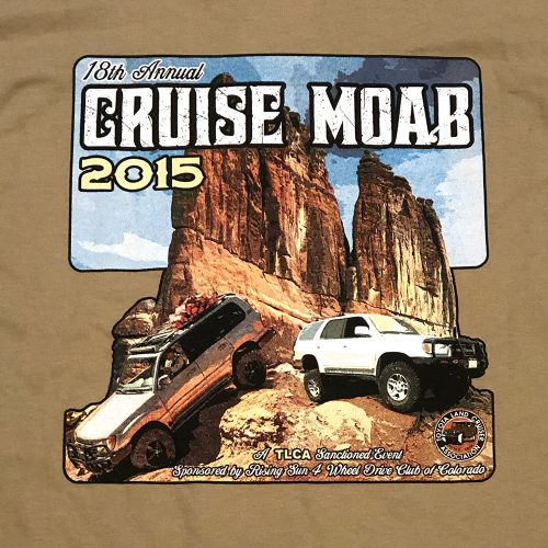"2015 ""Staff"" T-Shirt"