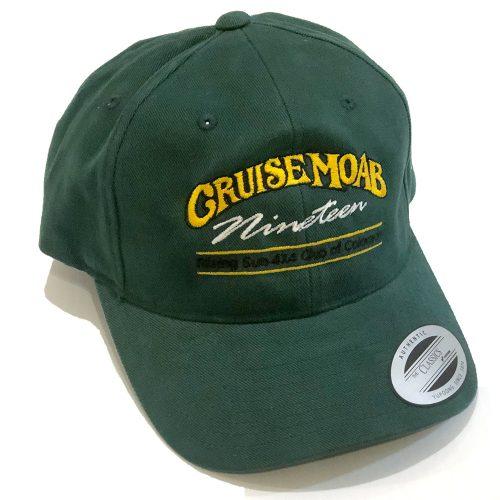 """2016 """"Cruise Moab Nineteen"""" Baseball Cap"""