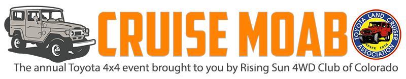 Cruise Moab Logo