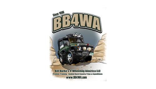 Bill Burke 4-Wheeling America